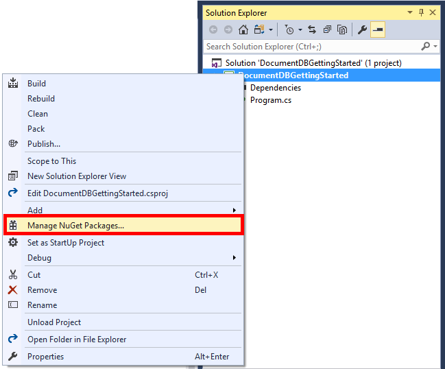 azure function get cosmos db document