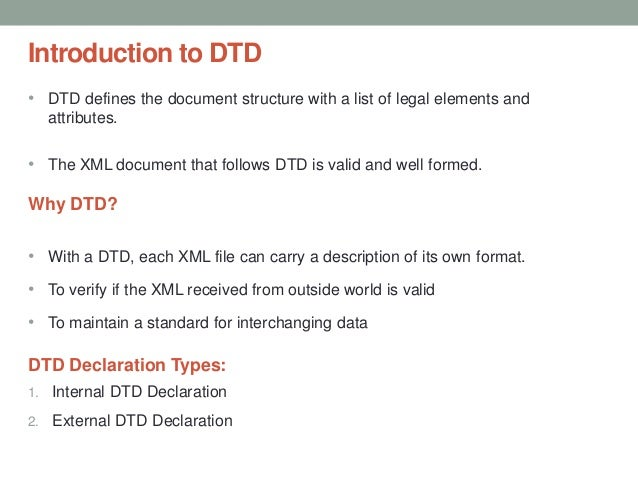 document no doctype declaration root is element rows