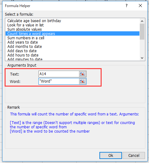 how to count characters in word document