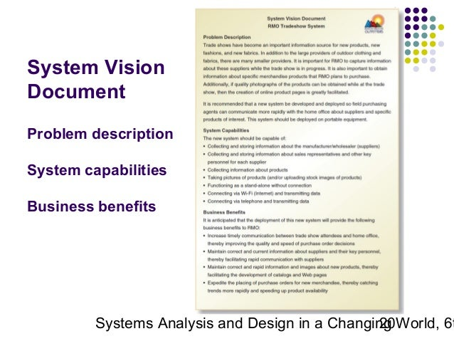 vision document for atm system