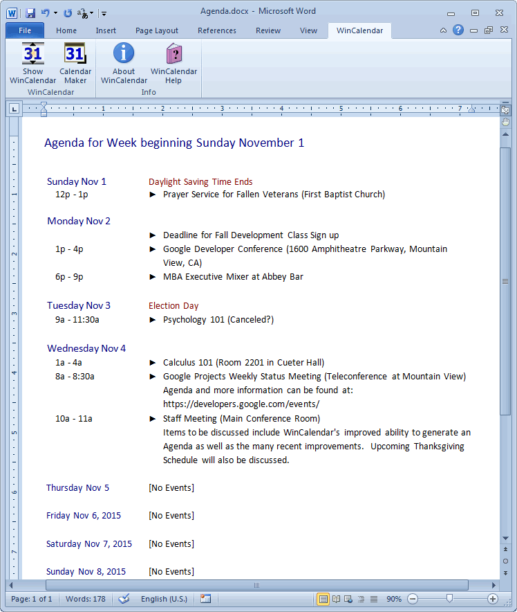 find the creator of a word document