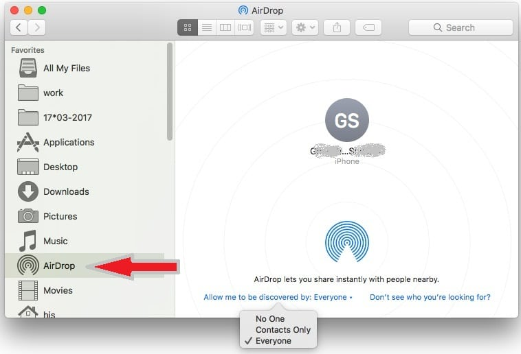 how to transfer document from macbook to ipad