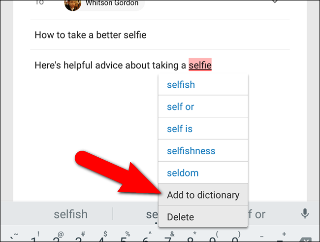 attach a word document to an sms android