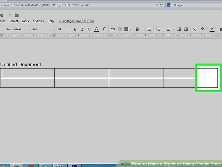 using a google document on obs