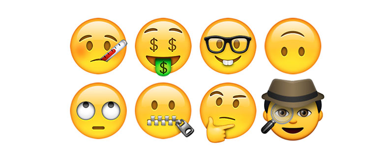 how to insert emojis in a word document