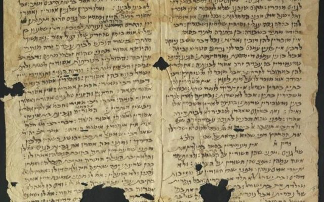 jewish document collections in australia