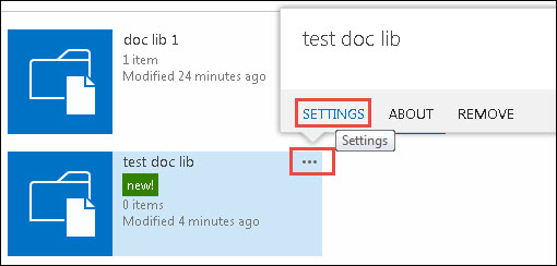 sharepoint 365 change document library permissions
